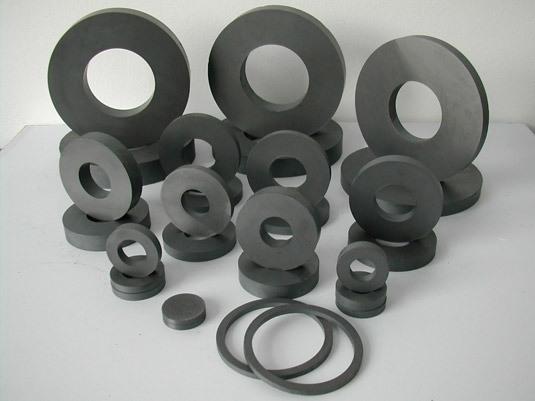 Ferrit magneter