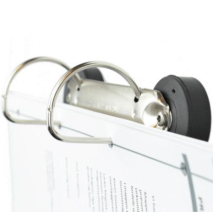 Ringbindsholder m. 2 ringe