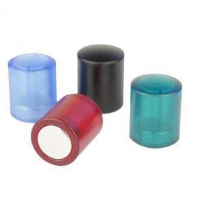 Tavlemagneter DeLux cylinderformet