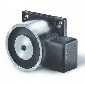 Elektromagnetisk dørholder magnet - model basis