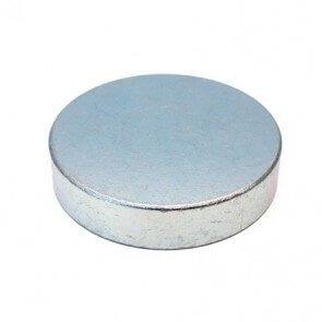 Pottemagnet – neodym – Simpel fladmagnet