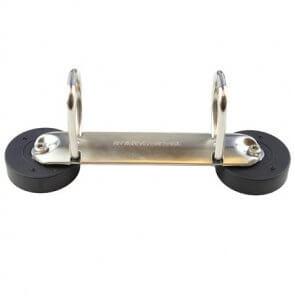 Ringbindsholder m. magnet / 2-ring