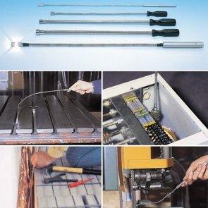 Magnet opsamler - fleksibel