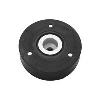 Gummimagneter - hård gummi - cylinderboring