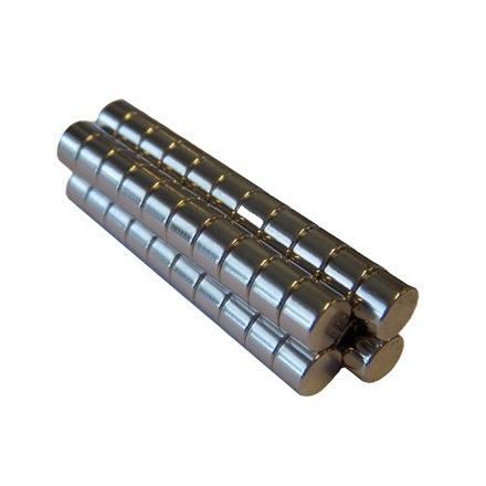Mikromagnet - forniklet
