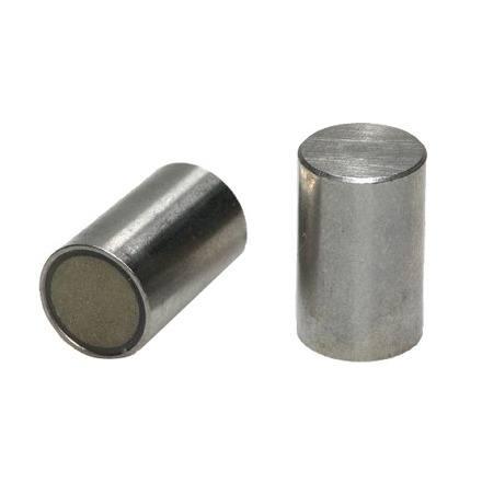 SmCo stangmagneter i helstøbt stålkappe
